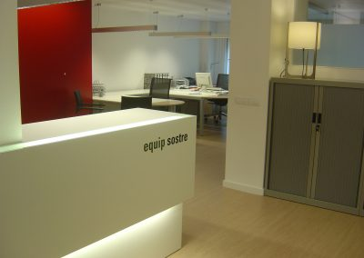 Oficina empresarial Lleida